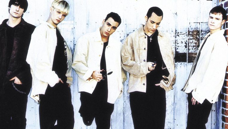 Albumcover van Backstreet's Back Beeld
