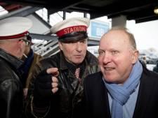 René van de Kerkhof: Zoutzak Blind eruit, Koemannetjes erin