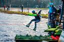 Waterskiën bij Wet 'n Wild in Alphen.
