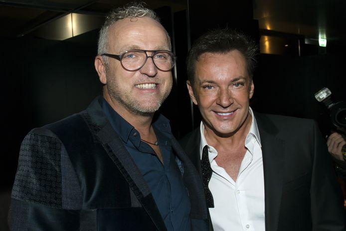 Gordon Heuckeroth en Gerard Joling.