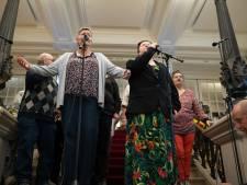 'Dag van Verzet tegen Armoede' cultureel afgesloten in Bourlaschouwburg