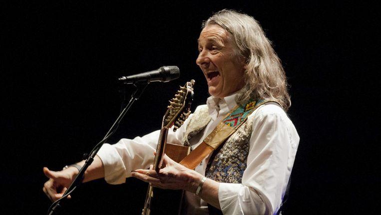 Hodgson was een van de oprichters van Supertramp in 1969 en speelde veertien jaar bij de band. Beeld anp