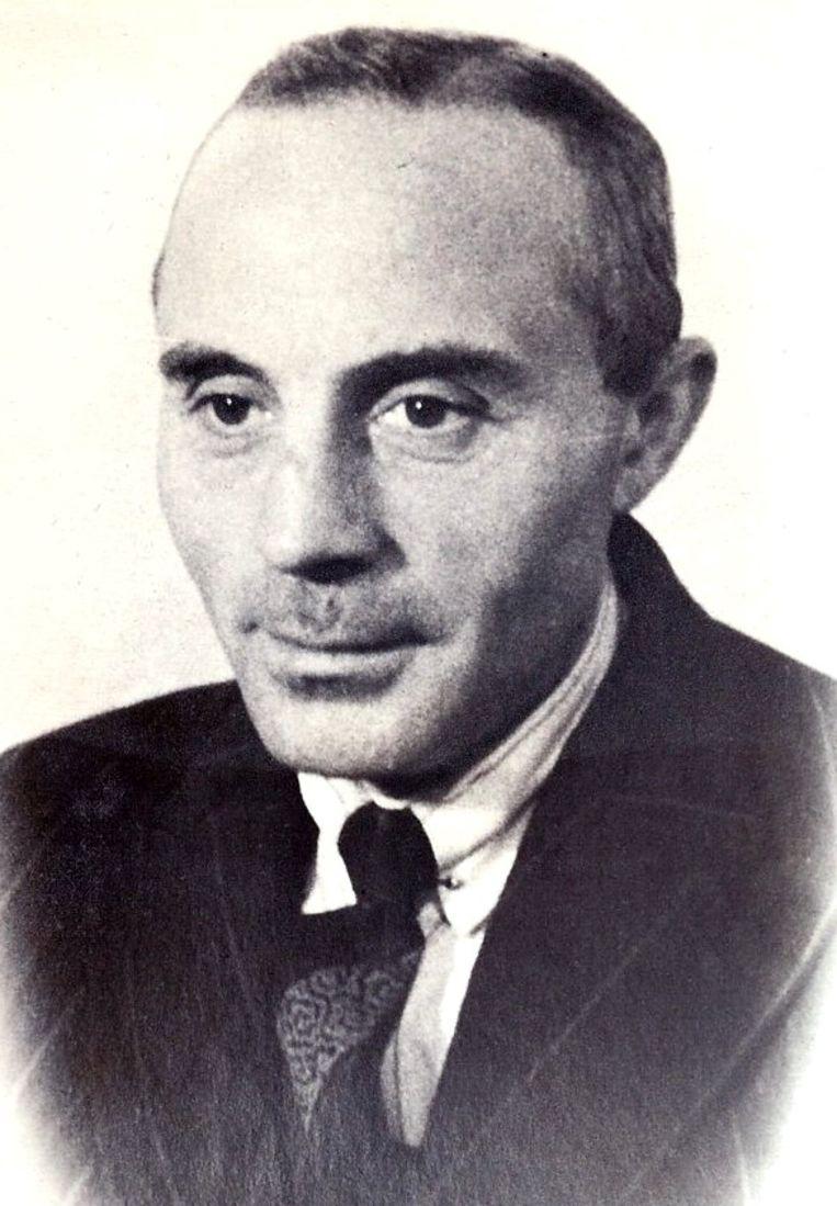 Peter Will (1896-1945) verspreidde onder meer de illegale Trouw en bood hulp aan gestrande geallieerde vliegers. Hij stierf onderweg naar concentratiekamp Bergen-Belsen. Beeld Oorlogsgravenstichting
