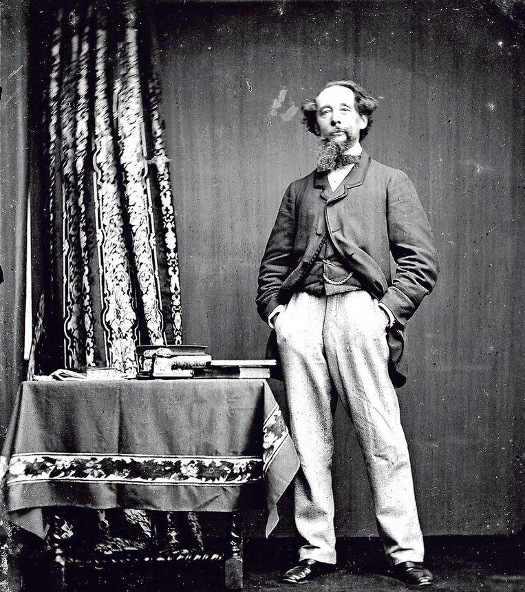 Dickens wist dat elke briljante theorie in de praktijk aan het wankelen gaat, dat kun je van de meeste wetenschappers niet zeggen. © getty Beeld UNKNOWN