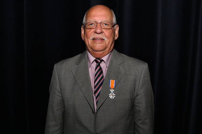 Rob Eijkens uit Waalwijk