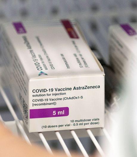 Advies Gezondheidsraad: Geef eerste AstraZeneca-vaccins aan mensen tussen 60 en 65 jaar