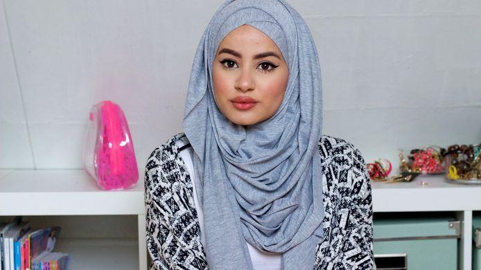 Influencer Ruba Zai.