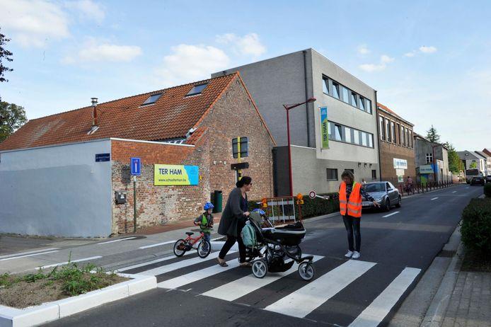 Archiefbeeld basisschool Ter Ham.
