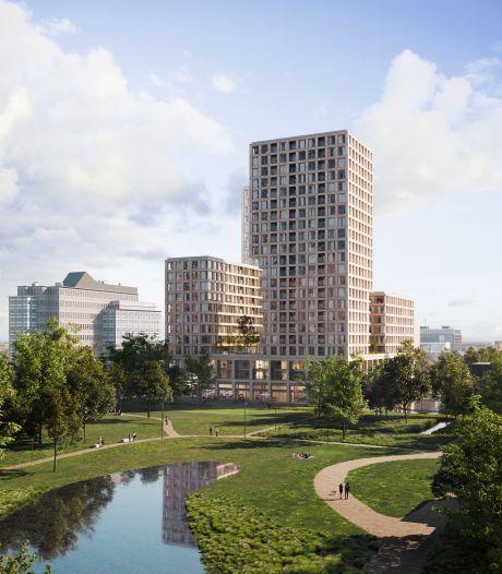 Bewoners blij én bezorgd over nieuw appartementencomplex: 'Het gaat hier goed achteruit'