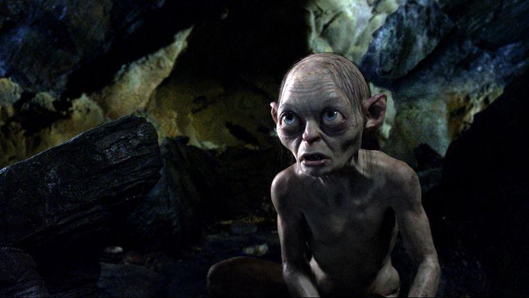 Gollum. Beeld ap