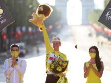 """Tadej Pogacar après son deuxième sacre sur le Tour: """"Des sensations folles"""""""