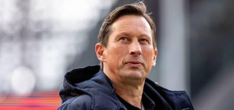 Roger Schmidt zag een heel gemotiveerd PSV: 'We hebben dit soort wedstrijden ook gelijkgespeeld'