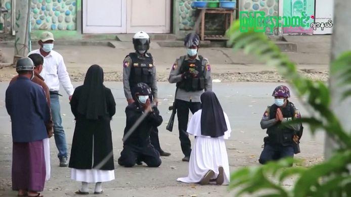 Soeur Ann Rose Nu Tawng (Myitkyina, Myanmar/Birmanie, 8 mars)