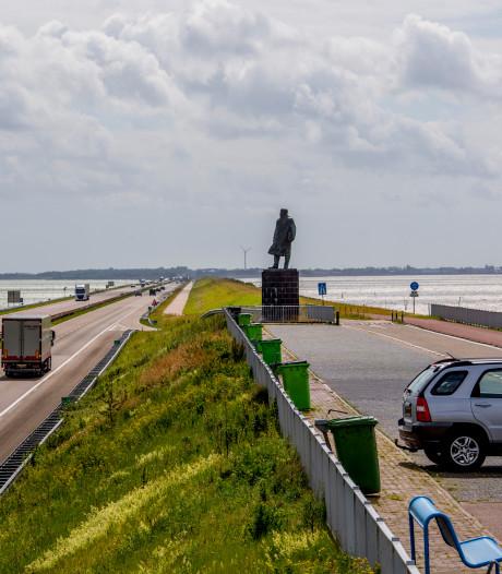 Afsluitdijk dicht voor fietsers? Het verzet groeit