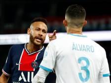 """Neymar regrette de ne pas avoir arrêté PSG-OM en début de saison: """"Ça m'était passé par la tête"""""""
