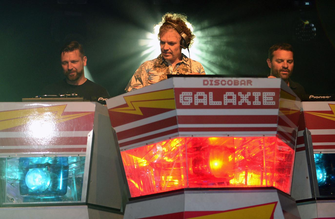 Discobar Galaxie sluit straks TRAX Festival af.