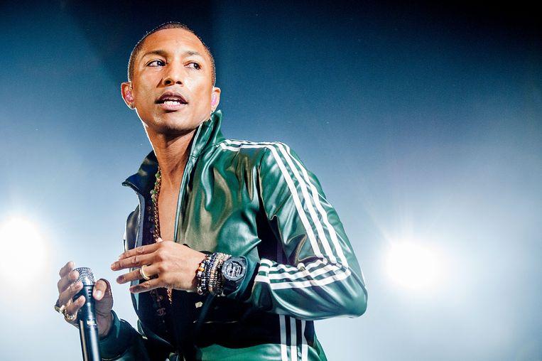 Pharrell Williams na de juridische nederlaag: