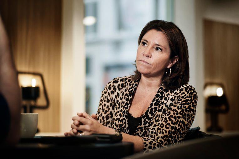 'De moeders kunnen op elk moment worden gescheiden van hun kinderen',  zegt Heidi De Pauw van Child Focus. Beeld Eric de Mildt