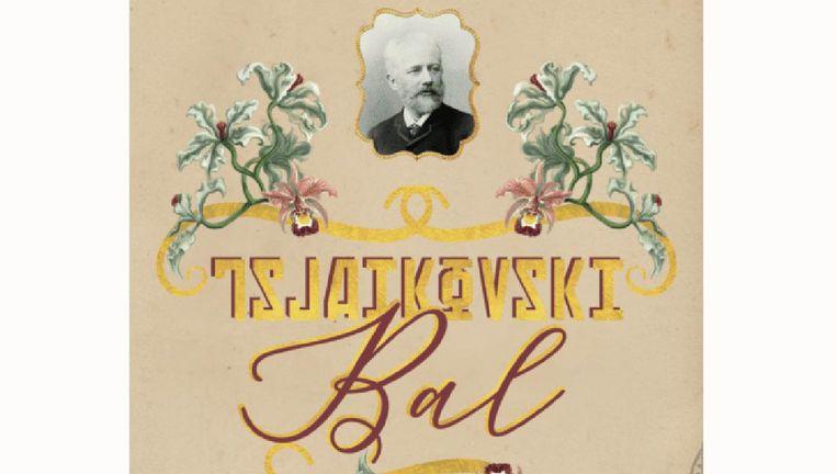Poster van het Tsjaikovski bal Beeld /