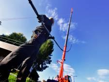Scouting Roosendaal bouwt radio-antenne van 58 meter hoog voor Jamboree On The Air