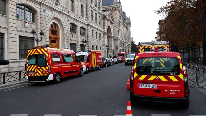 Vijf arrestaties in entourage van dader steekpartij Parijs
