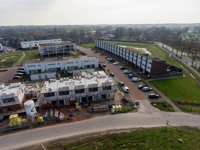 Ook uitbreidingswijk Pannenschuur kan niet voorzien in aanvulling van het areaal aan sociale huurwoningen in Oisterwijk.