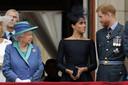 Was de Queen op de hoogte?