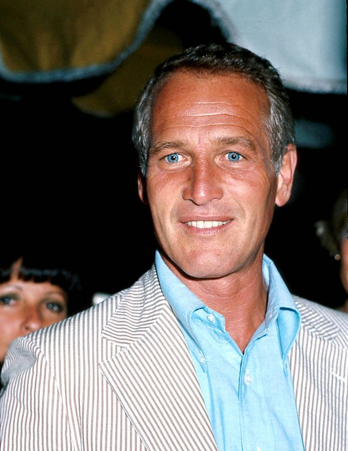 Paul Newman en 1996