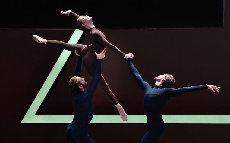 Four Seasons door Het Nationale Ballet en Het Balletorkest; choreografie: David Dawson Beeld Hans Gerritsen