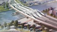 Voorbereiding nieuwe brug aan Sportpaleis start maandag