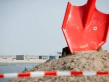 Strand van IJburg zaterdag weer open, wel met veiligheidsmaatregelen