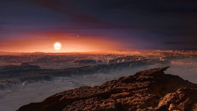 Planeet als Aarde gevonden bij dichtstbijzijnde ster