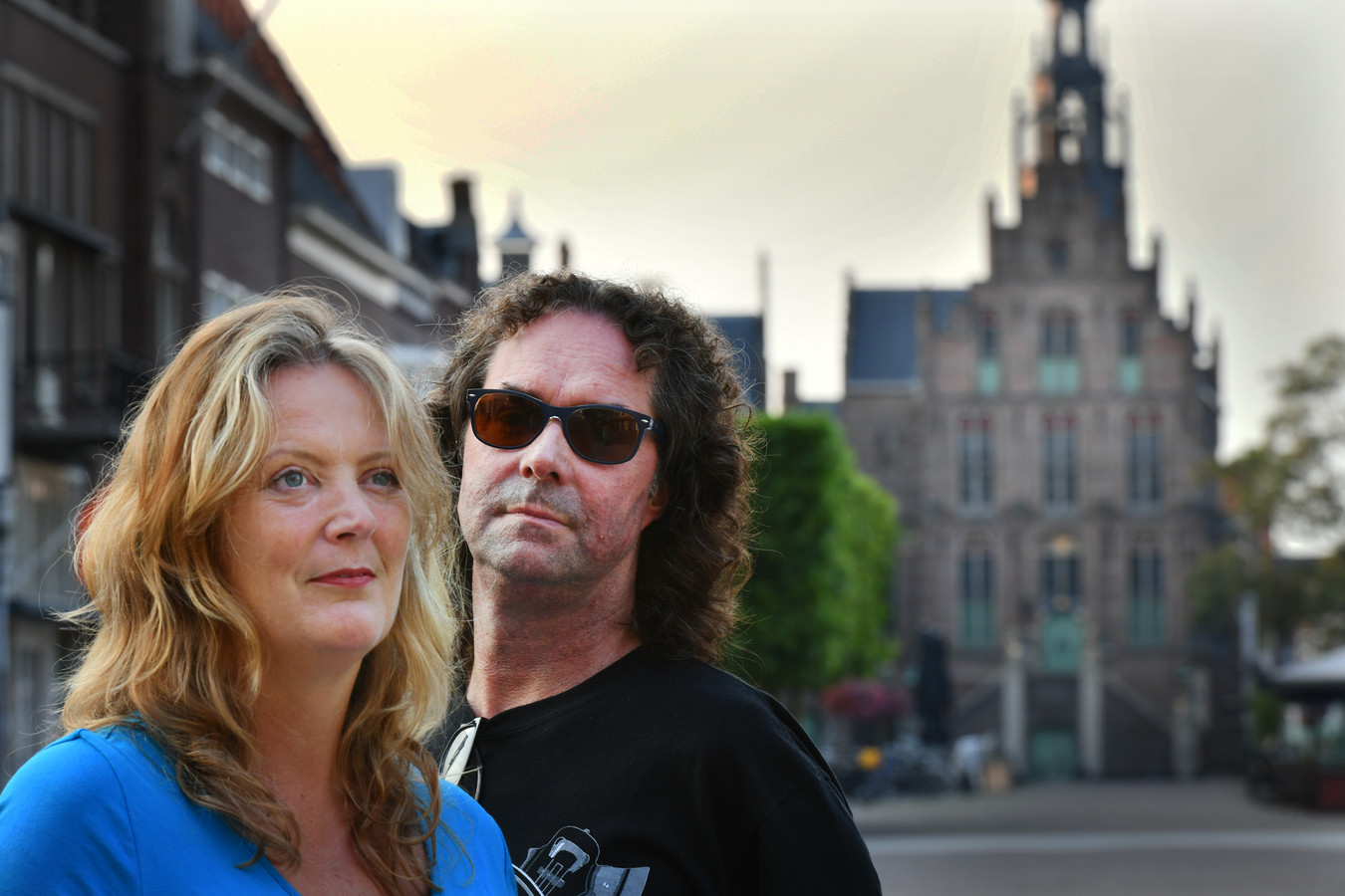 Patricia Kraan en John van Empel.