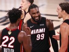 Miami Heat brengt achterstand in NBA-finale terug tot 2-1