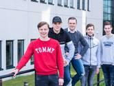 Studenten Saxion organiseren ALS-benefietwedstrijd in Gorssel na overlijden van vader