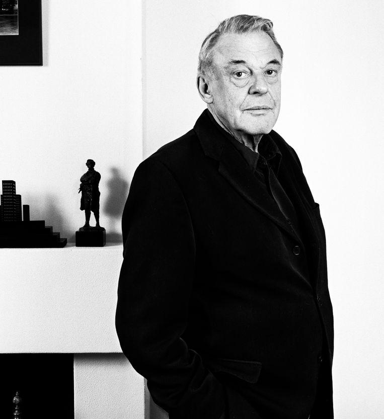 Hans van Mierlo Beeld Harry Meijer / HH