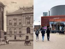 Over prachtige plekken die verdwenen: 'Of Tilburg in de oorlog gebombardeerd is?'