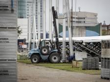 Eerste XL-teststraat bij Rotterdam Airport, bouw begint vandaag