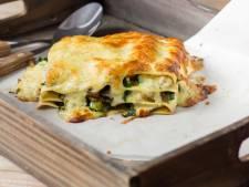 Wat Eten We Vandaag: Rijkgevulde lasagne met boerenkool en kip