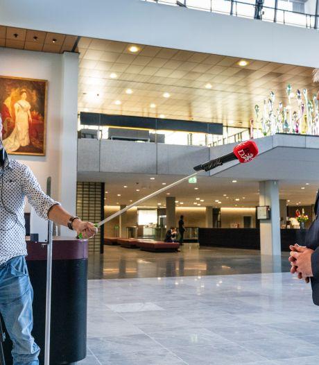FvD'ers in Brabant proberen geduld te bewaren terwijl orkaan door hun partij raast