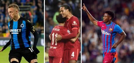 Ook deze Champions League-wedstrijden zijn om te smullen