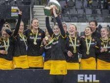 Mannen van Bloemendaal winnen Euro Hockey League, Den Bosch bij de vrouwen het sterkst