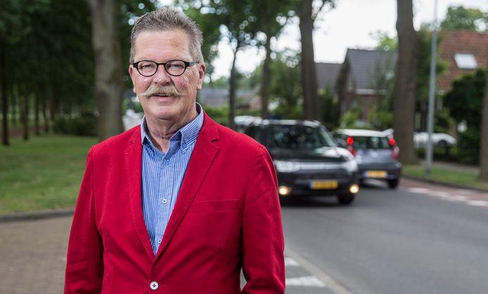 Wethouder Hans van der Sleen is verantwoordelijk voor de gemeentelijke financiën.