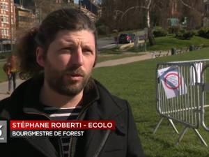 Polémique à Forest: le bourgmestre, en burn out depuis un an, continue de percevoir 8.500 euros brut par mois