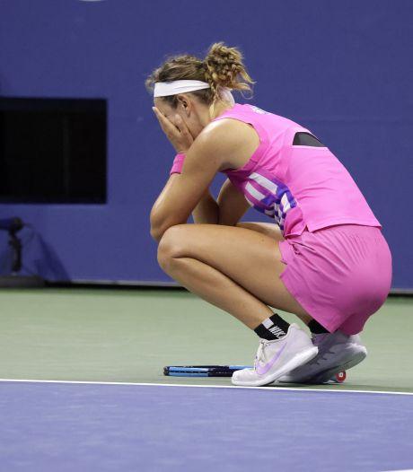 Azarenka vient à bout de Serena pour la première fois et rejoint Osaka en finale