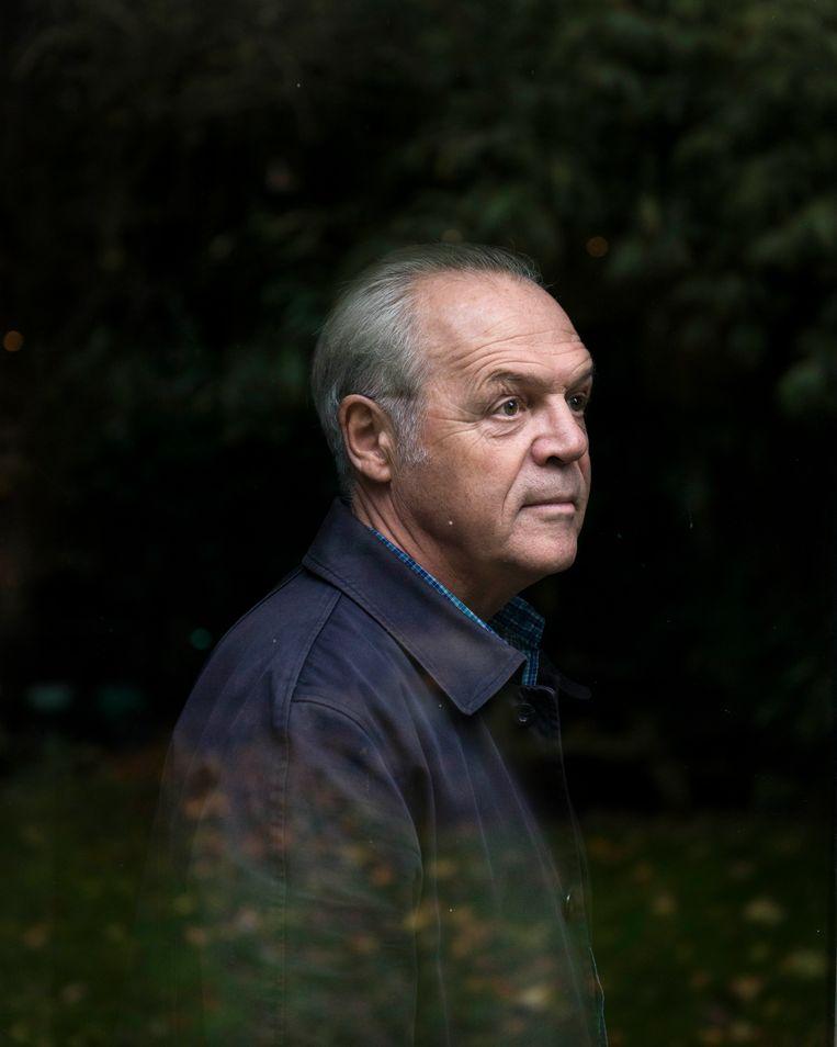 Rinke van den Brink: 'Als ik dat boek over antibiotica niet had geschreven, weet ik niet of ik er nog was geweest.' Beeld Eva Faché