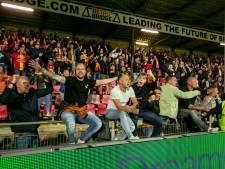 Irritatie bij trouwe Eagles-fans om winactie kaarten IJsselderby, sponsor is zich van geen kwaad bewust