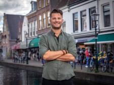 Lennart de Pee wil als nieuwe centrummanager Maassluis compacter maken en leegstand terugdringen