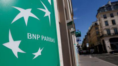 BNP Paribas guller voor aandeelhouders, dividend van bijna 300 miljoen euro voor Belgische schatkist