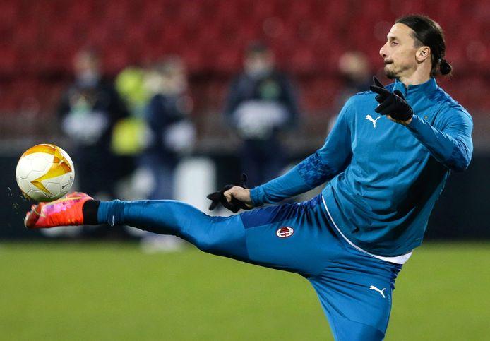 Zlatan Ibrahimovic werd het slachtoffer van racisme.